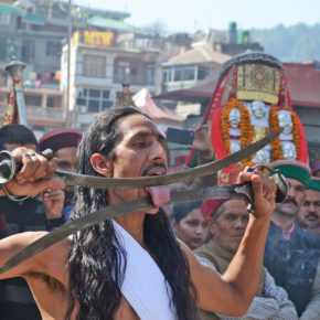 Gathering of deities on the last day of shivratri – a rare specter