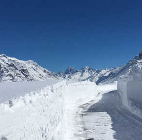 Manali – Leh road opened after eight months