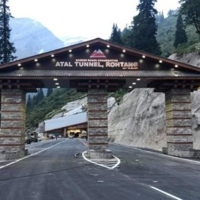 PM Narendra Modi to inaugurate the world's longest highway tunnel in HP on Saturday